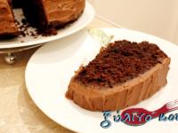 Κέικ Σοκολάτα- Μπανάνα